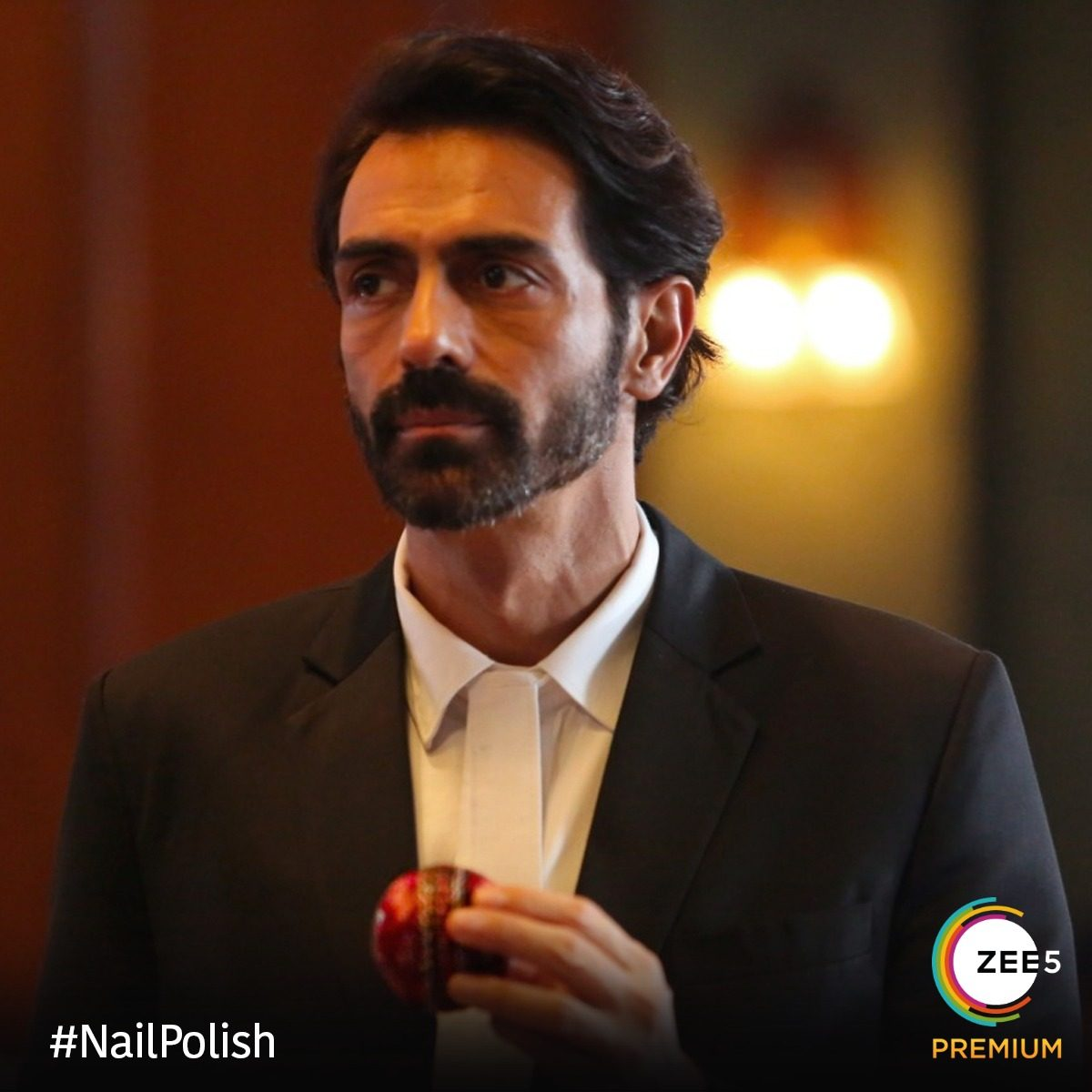 Arjun-Rampal - Nail Polish