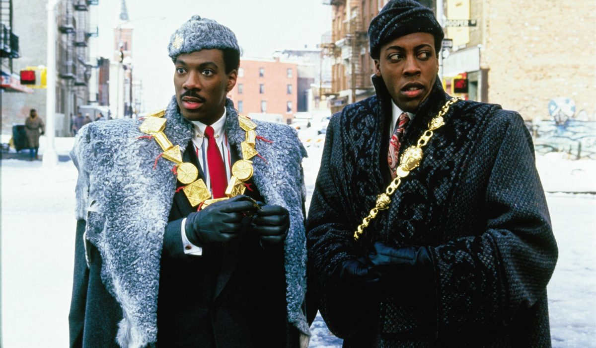 Amazon Prime Sets Release Date For 'Coming 2 America'