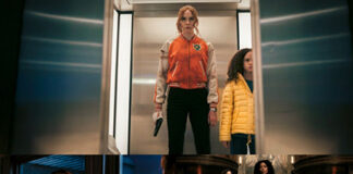 Karen Gillan Has Dropped First Look Of Her New Movie!!!