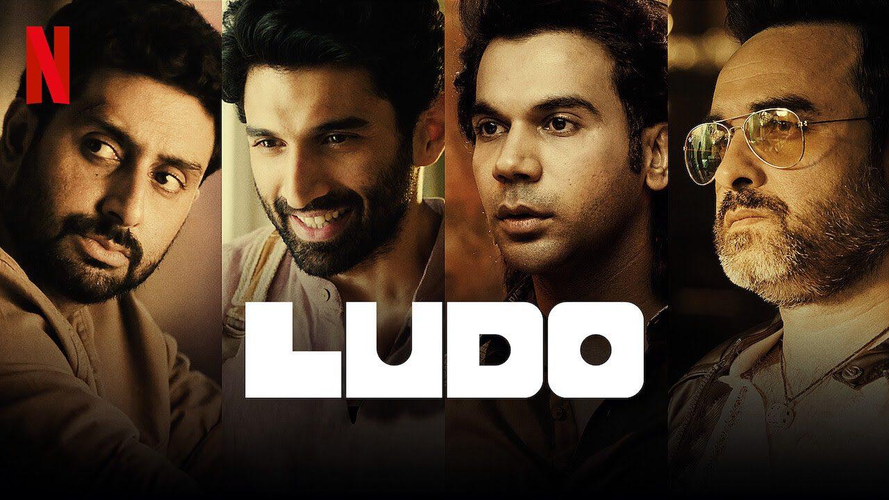 Ludo Hindi movie watch online streaming Netflix