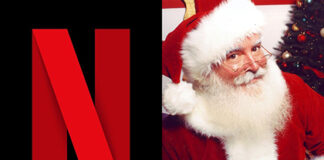 Netflix Gets Santa To Deliver Its Christmas Present For Viewers!