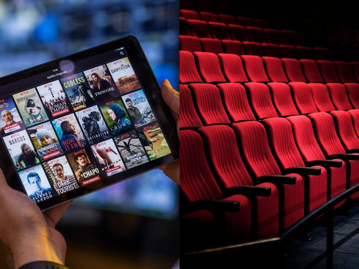OTT- Cinema Theatres