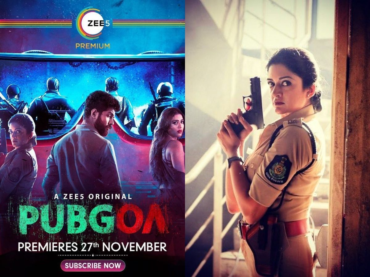 PubGoa on Zee5 Vimala Raman OTT