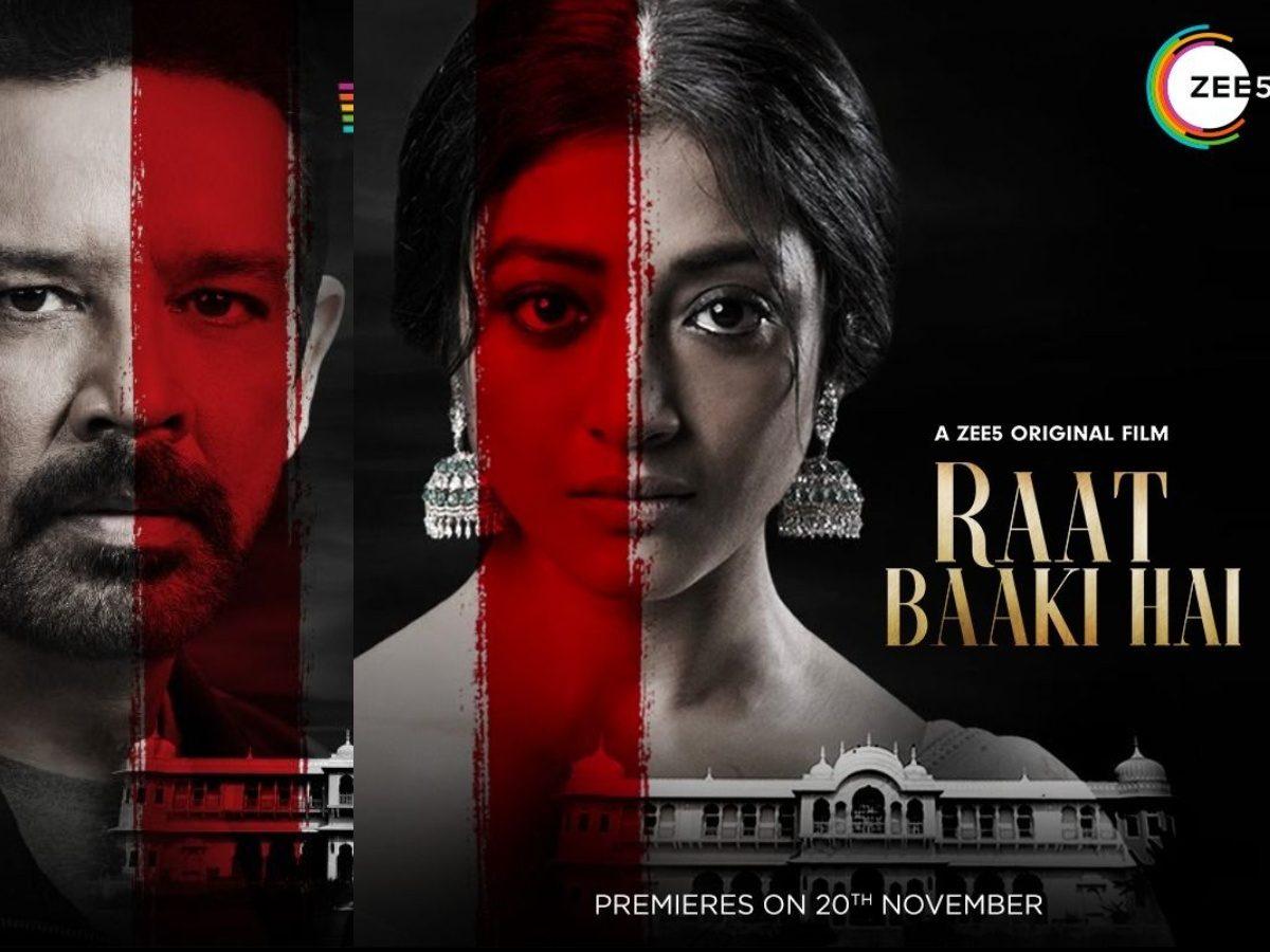Zee5 Cancels The Launch Of 'Raat Baaki Hai'!!!