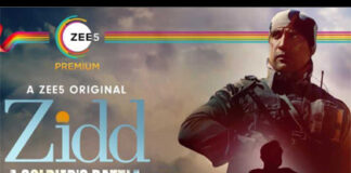 Zee5's Zidd Takes You on Glorious Journey of Courage & Valou