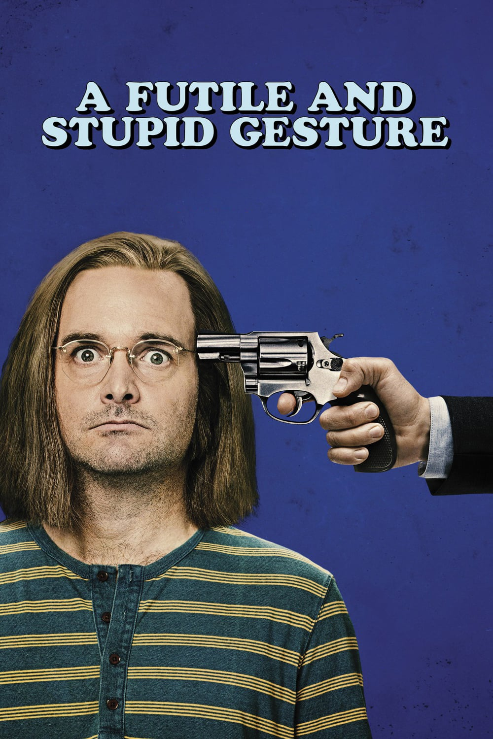 A Futile and Stupid Gesture Movie Streaming Online Watch on Netflix