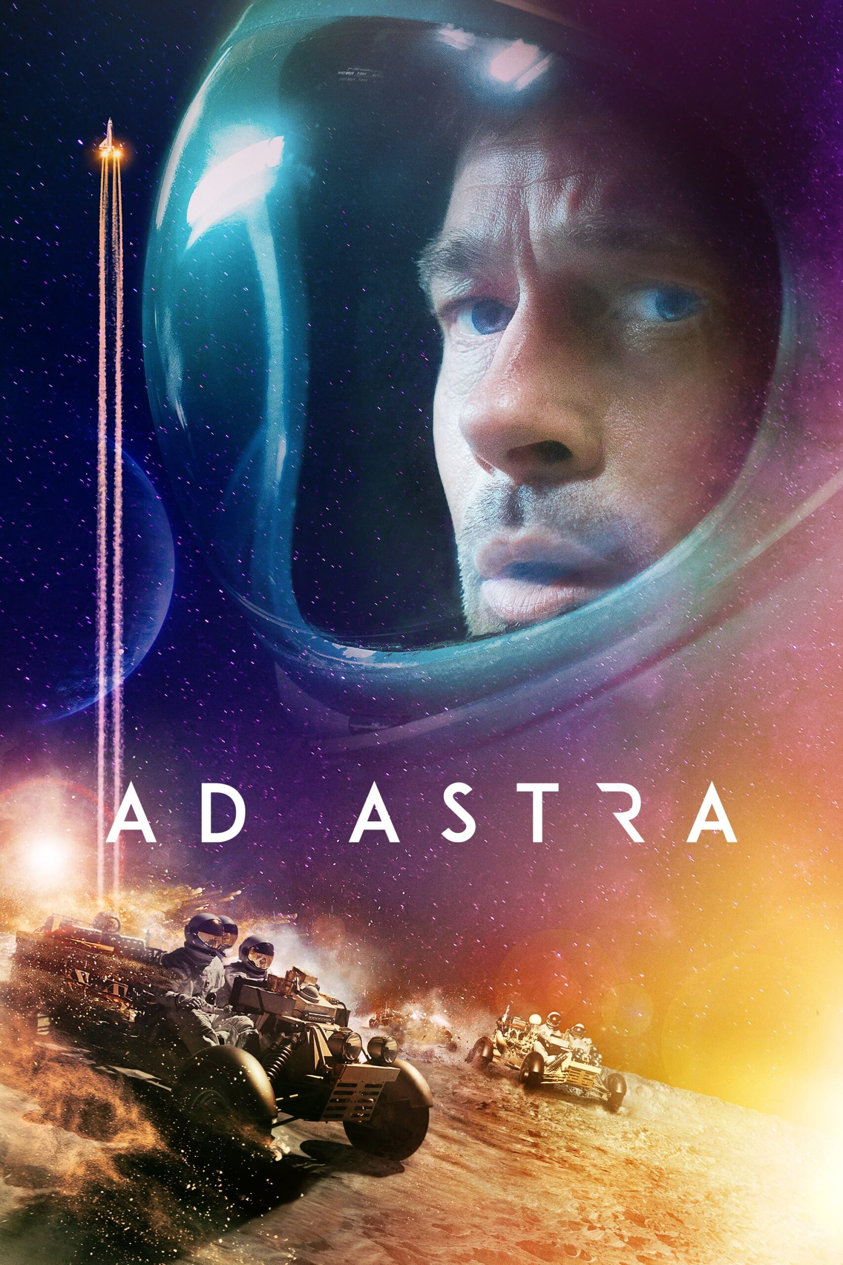 Ad Astra Movie Streaming Online Watch on Disney Plus Hotstar