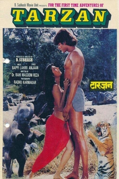 Adventures of Tarzan Movie Streaming Online Watch on Jio Cinema, Shemaroo Me, Sony LIV