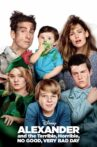 Alexander and the Terrible, Horrible, No Good, Very Bad Day Movie Streaming Online Watch on Google Play, Jio Cinema, Youtube, iTunes
