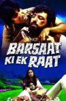 Barsaat Ki Ek Raat Movie Streaming Online Watch on Amazon, ErosNow, Hungama, Jio Cinema, Shemaroo Me, Tata Sky , Tubi