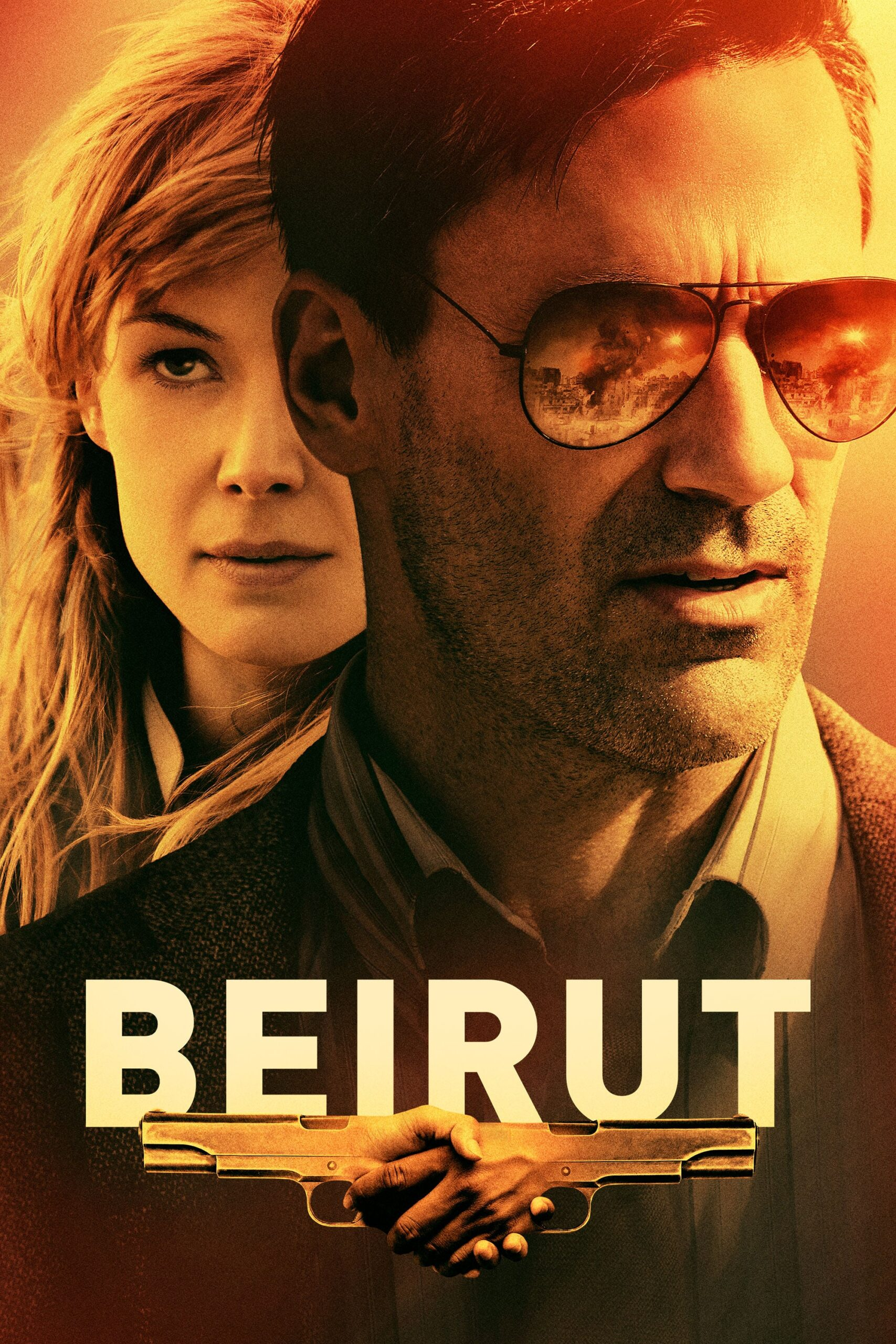 Beirut Movie Streaming Online Watch on Netflix