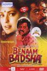Benaam Badsha Movie Streaming Online Watch on MX Player, Shemaroo Me, Sony LIV