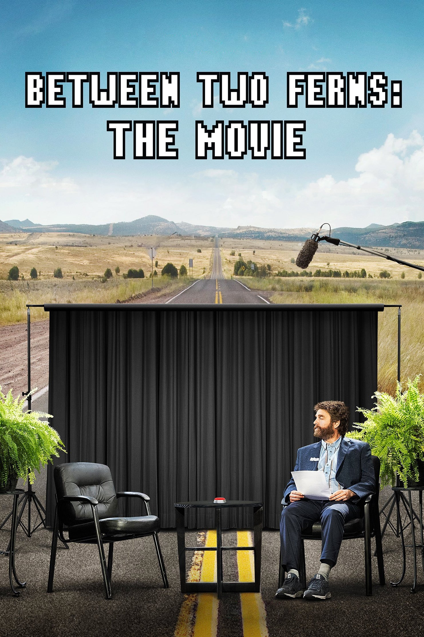 Between Two Ferns: The Movie Movie Streaming Online Watch on Netflix