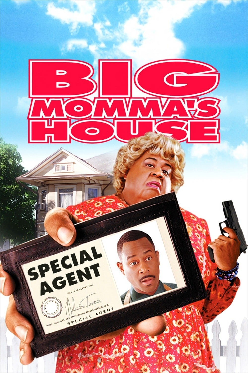 Big Momma's House Movie Streaming Online Watch on Amazon, Google Play, Youtube, iTunes