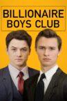 Billionaire Boys Club Movie Streaming Online Watch on Amazon