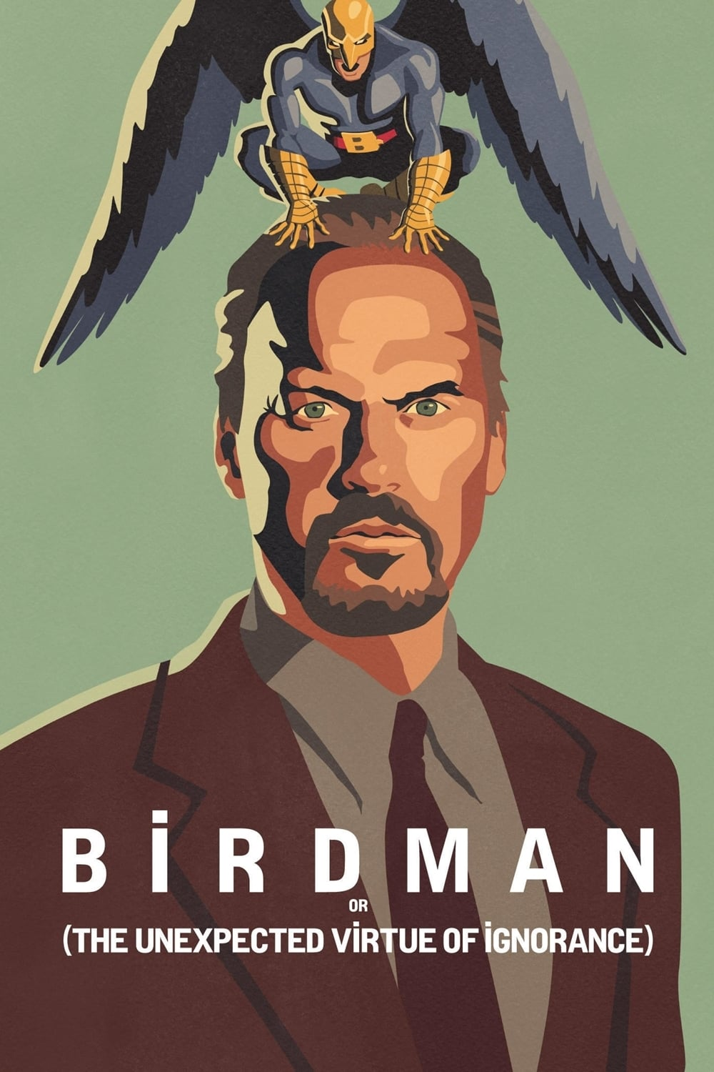 Birdman or (The Unexpected Virtue of Ignorance) Movie Streaming Online Watch on Google Play, Netflix , Youtube, iTunes