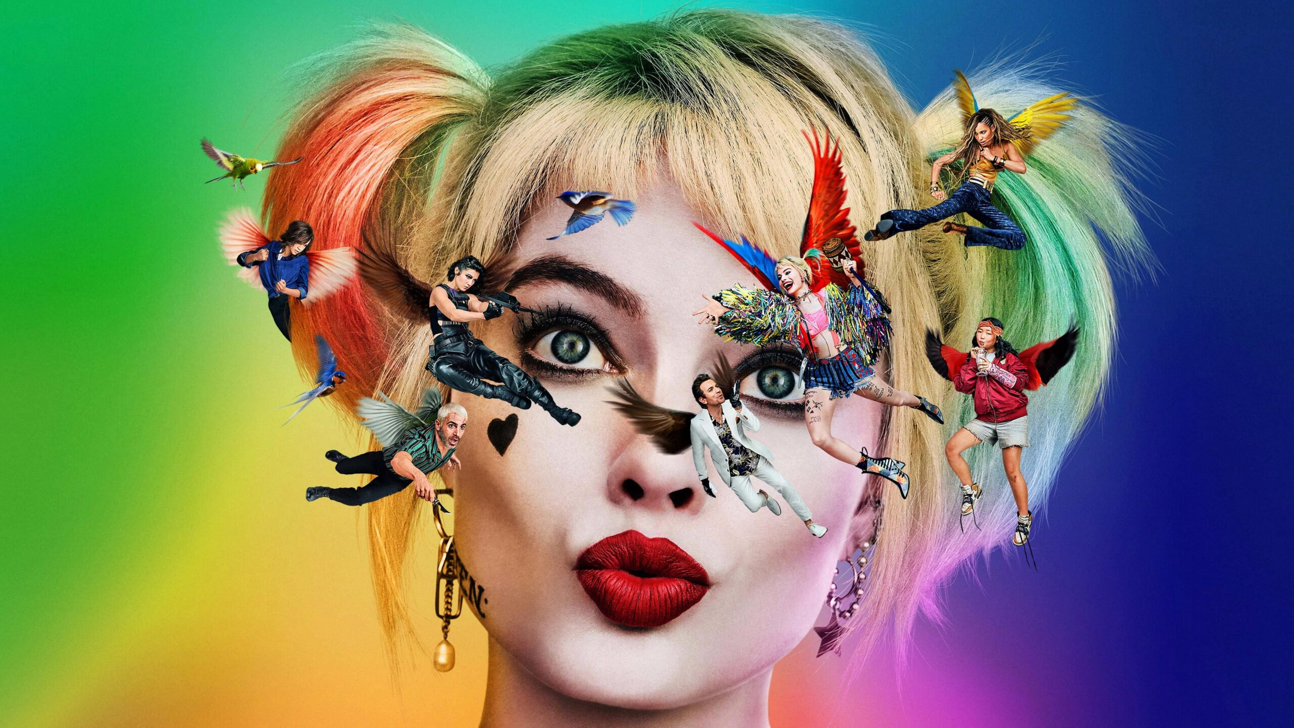 Birds of Prey (and the Fantabulous Emancipation of One Harley Quinn) Movie Streaming Online Watch on Amazon, Google Play, Hungama, Tata Sky , Youtube, iTunes