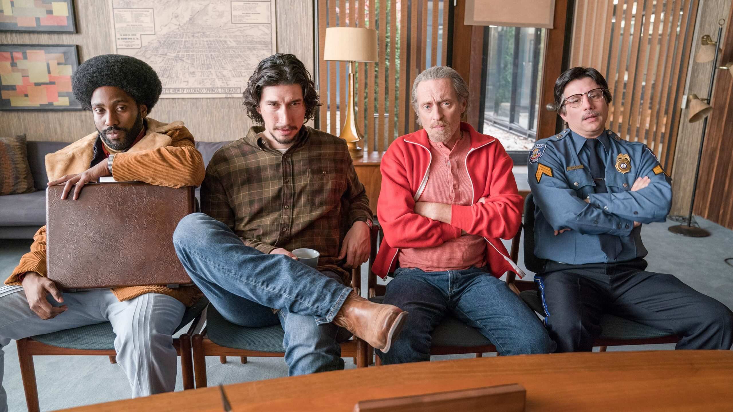 BlacKkKlansman Movie Streaming Online Watch on Netflix