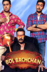 Bol Bachchan Movie Streaming Online Watch on Disney Plus Hotstar, Voot