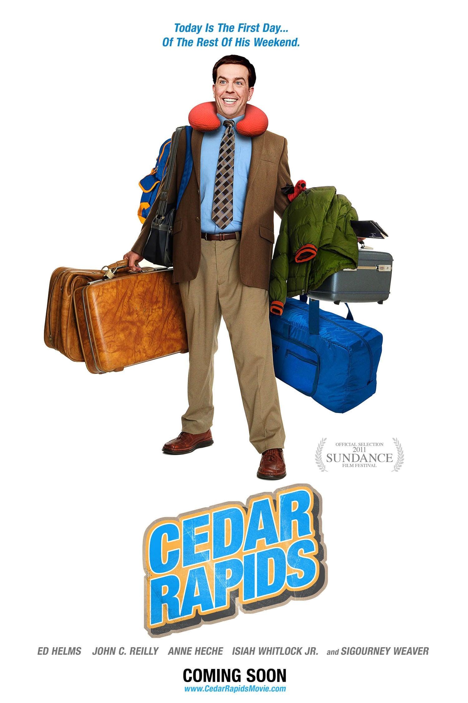 Cedar Rapids Movie Streaming Online Watch on Google Play, Youtube, iTunes