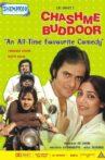Chashme Buddoor Movie Streaming Online Watch on Amazon, MX Player, Shemaroo Me