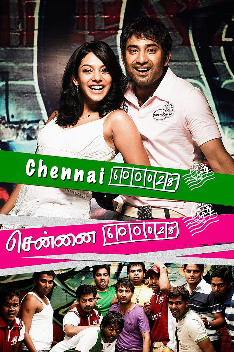 Chennai 600028 Movie Streaming Online Watch on MX Player, Sun NXT
