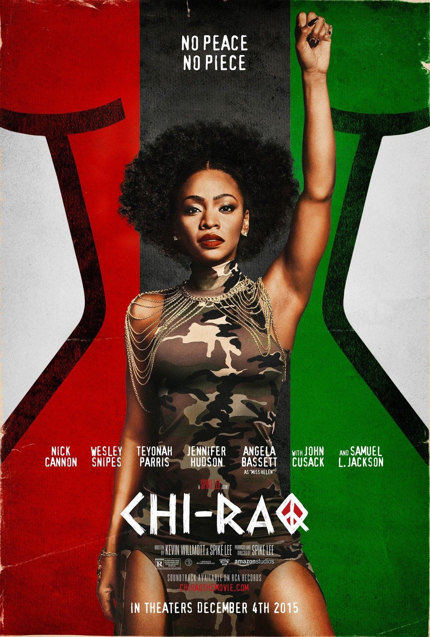 Chi-Raq Movie Streaming Online Watch on Amazon