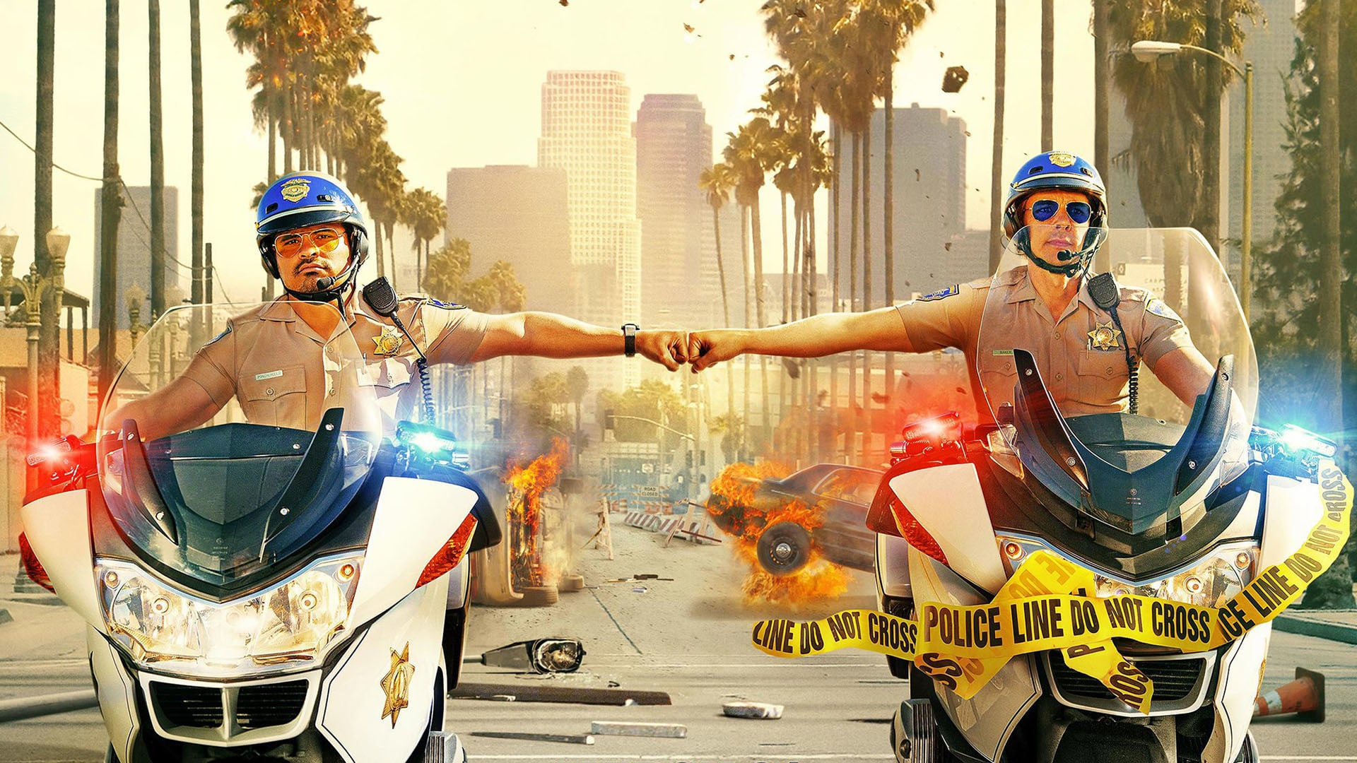 CHiPS Movie Streaming Online Watch on iTunes