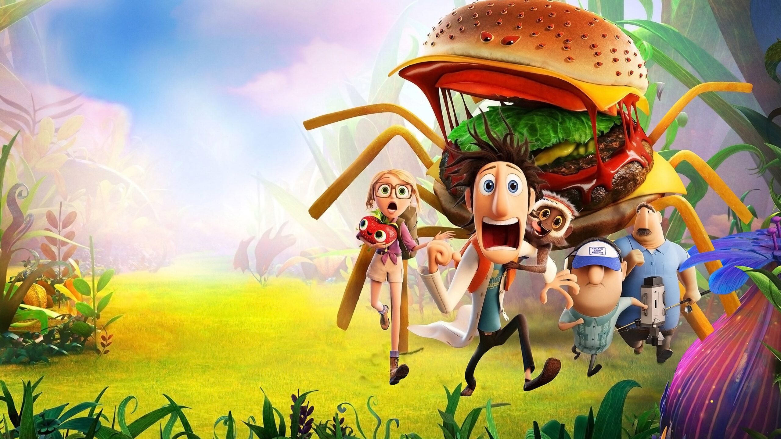 Cloudy with a Chance of Meatballs 2 Movie Streaming Online Watch on Google Play, Sony LIV, Youtube, iTunes