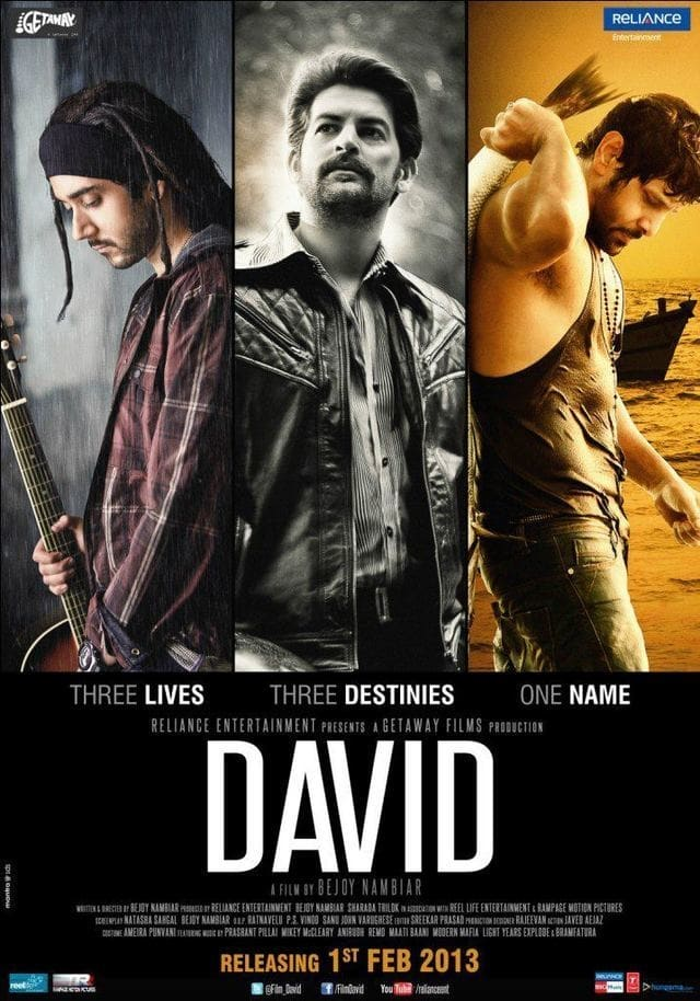 David Movie Streaming Online Watch on Amazon, Disney Plus Hotstar, Tata Sky