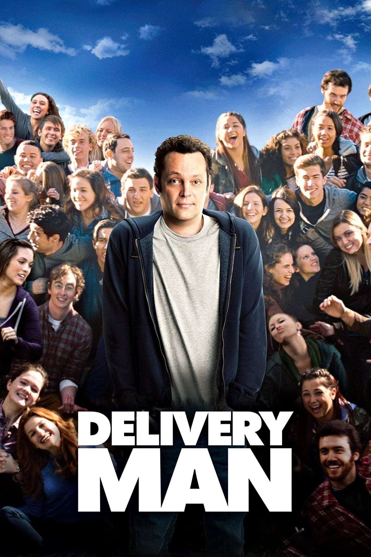 Delivery Man Movie Streaming Online Watch on Sony LIV