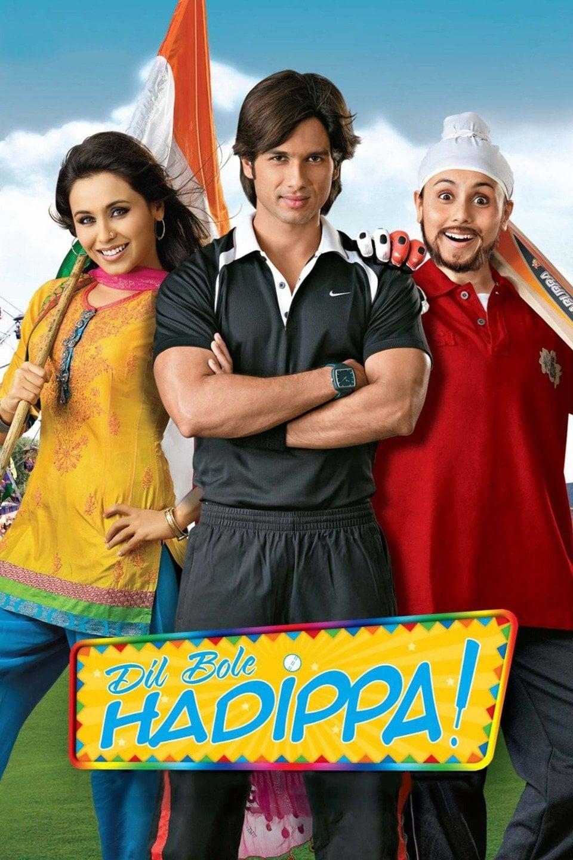Dil Bole Hadippa! Movie Streaming Online Watch on Amazon, Google Play, Youtube, iTunes