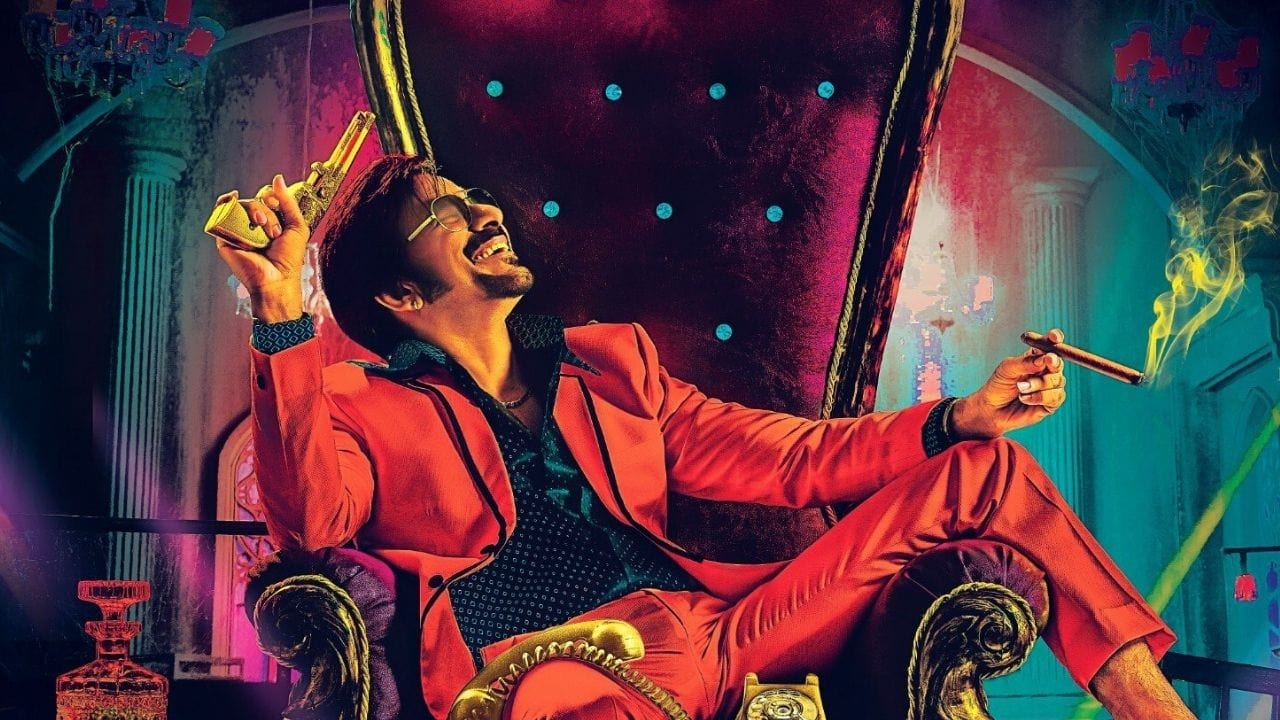 Disco Raja Movie Streaming Online Watch on MX Player, Sun NXT