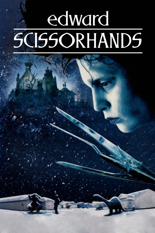 Edward Scissorhands Movie Streaming Online Watch on Disney Plus Hotstar, Google Play, Youtube, iTunes