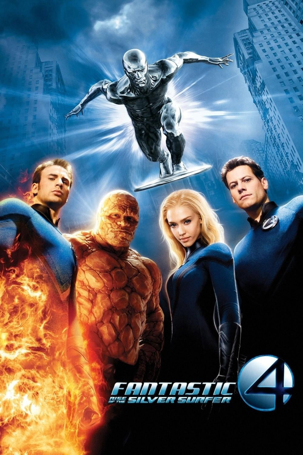 Fantastic Four: Rise of the Silver Surfer Movie Streaming Online Watch on Google Play, Youtube
