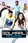 Golmaal Returns Movie Streaming Online Watch on Amazon, Jio Cinema, Netflix , Shemaroo Me, Tata Sky , Viu, Voot, Yupp Tv