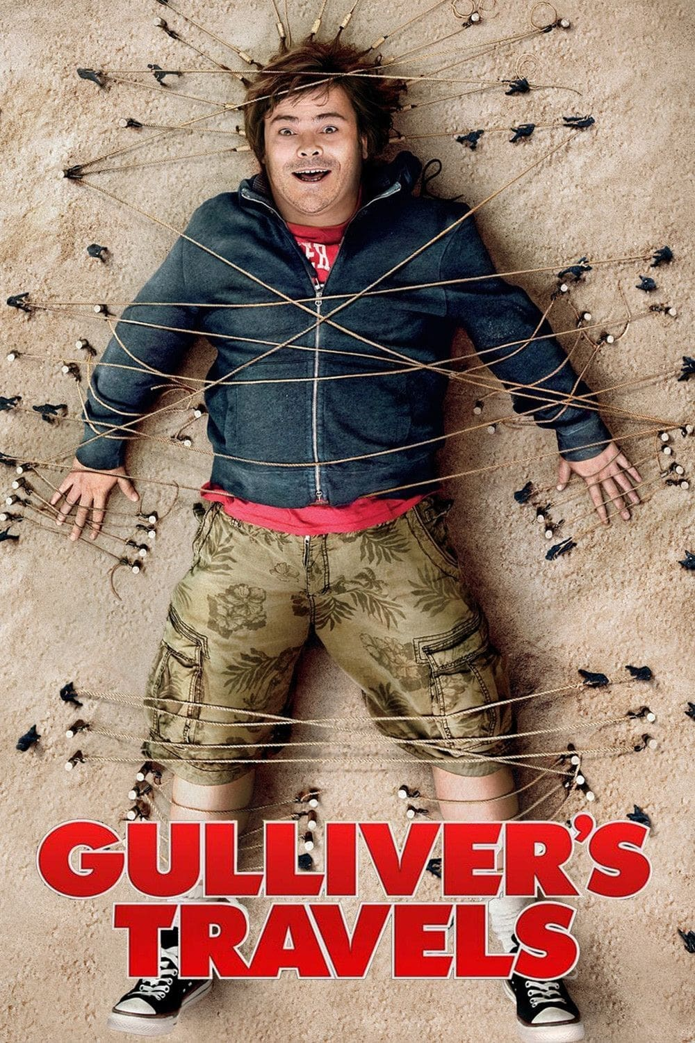 Gulliver's Travels Movie Streaming Online Watch on Disney Plus Hotstar, Google Play, Youtube, iTunes