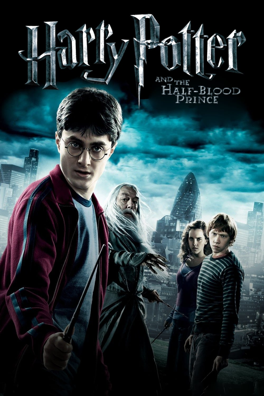 Harry Potter And The Half Blood Prince Movie Streaming Online Watch On Amazon Google Play Hungama Tata Sky Itunes