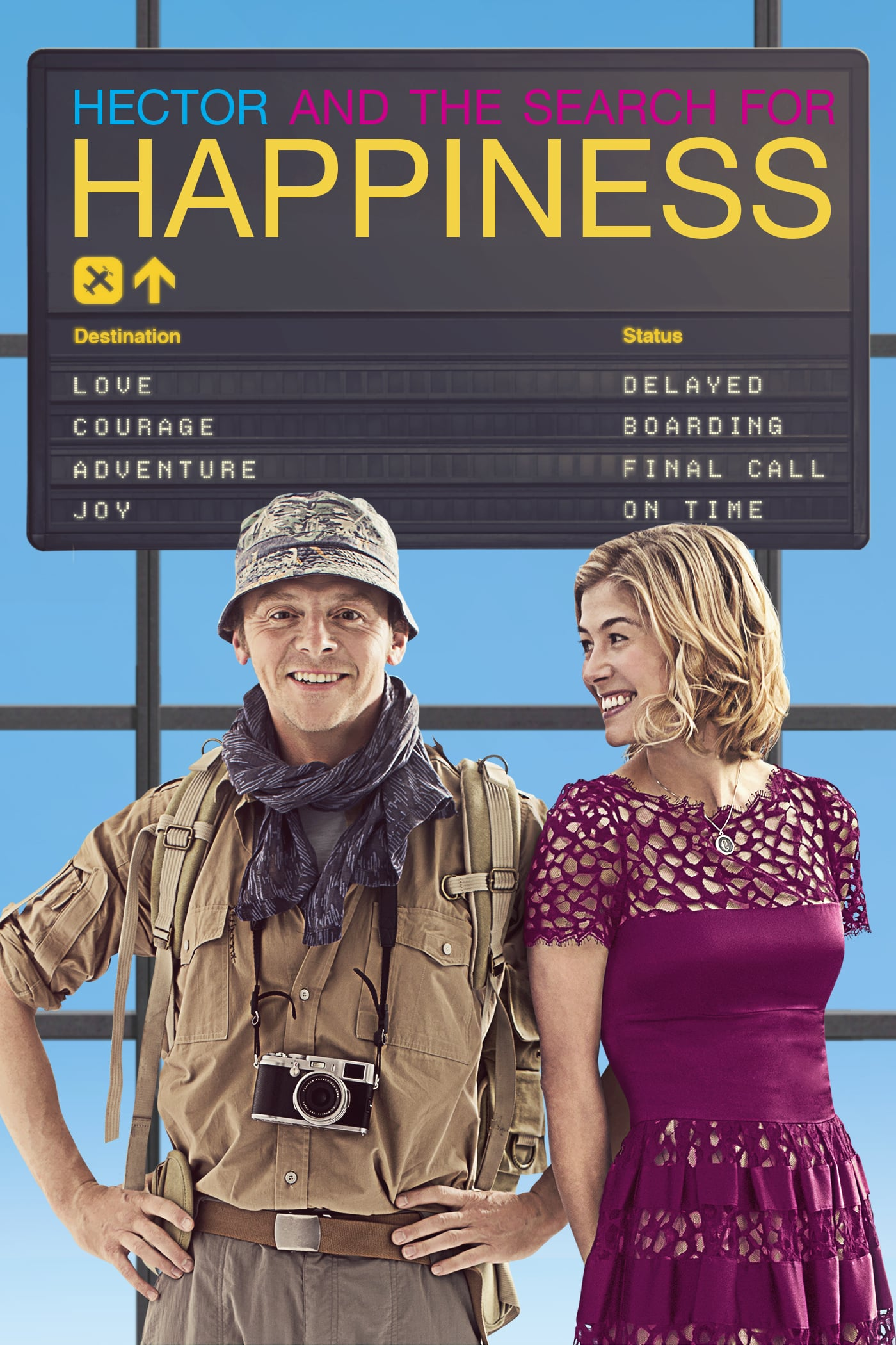 Hector and the Search for Happiness Movie Streaming Online Watch on Tubi