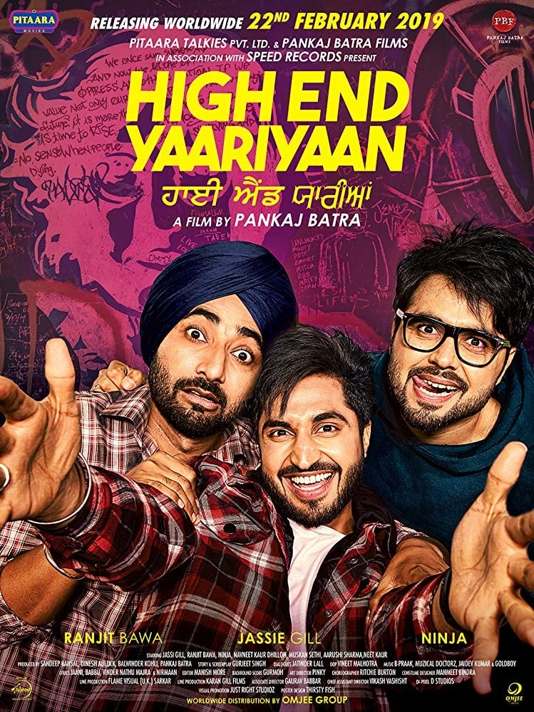 High End Yaariyaan Movie Streaming Online Watch on Netflix