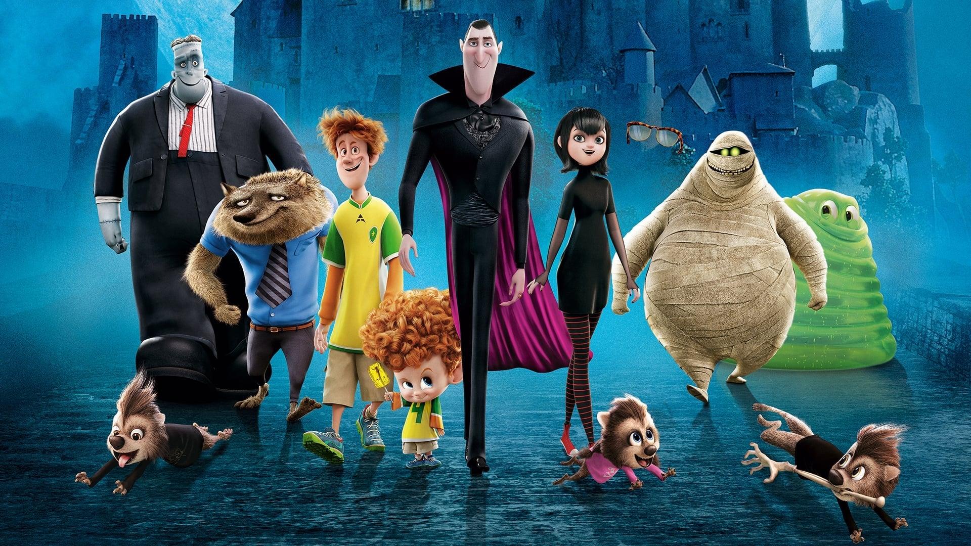 Hotel Transylvania 2 Movie Streaming Online Watch on Amazon, Google Play, Sony LIV, Tata Sky , Youtube, iTunes