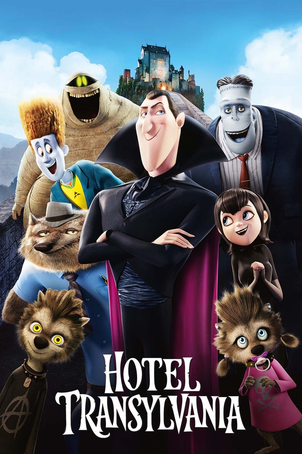 Hotel Transylvania Movie Streaming Online Watch on Amazon, Google Play, Netflix , Sony LIV, Youtube, iTunes