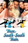 Hum Saath Saath Hain Movie Streaming Online Watch on Amazon, Epic On , ErosNow, Hungama, Jio Cinema, Netflix , Shemaroo Me, Tata Sky , Viu, Yupp Tv , Zee5, iTunes