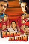 Karan Arjun Movie Streaming Online Watch on Sony LIV