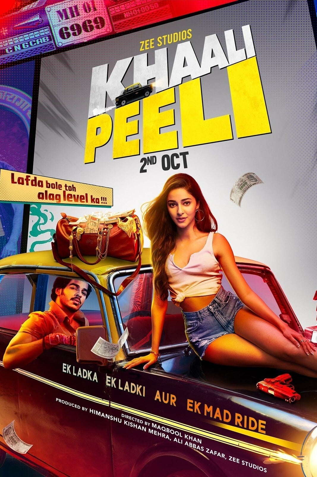 Khaali Peeli Movie Streaming Online Watch on Zee5