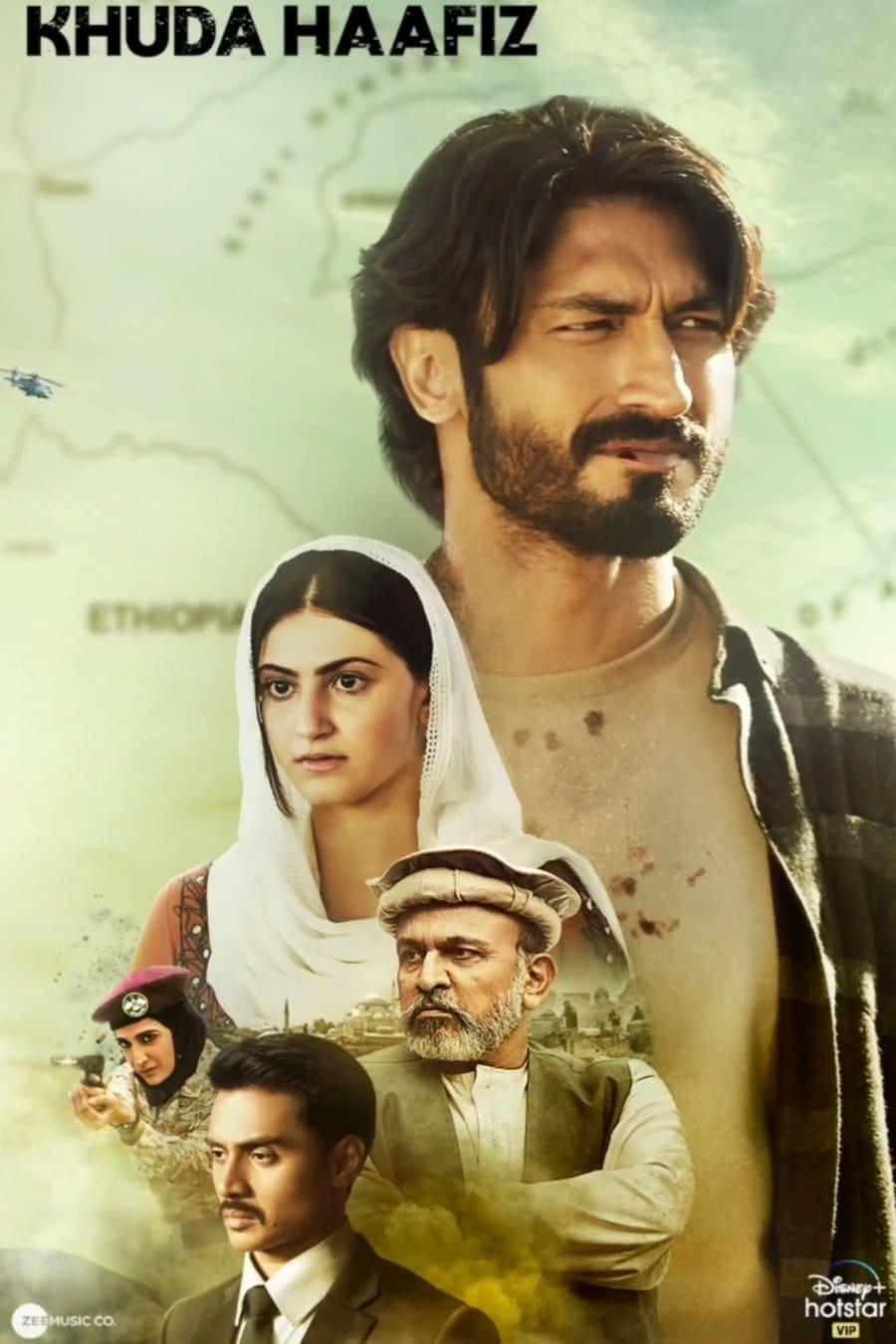 Khuda Haafiz Movie Streaming Online Watch on Disney Plus Hotstar