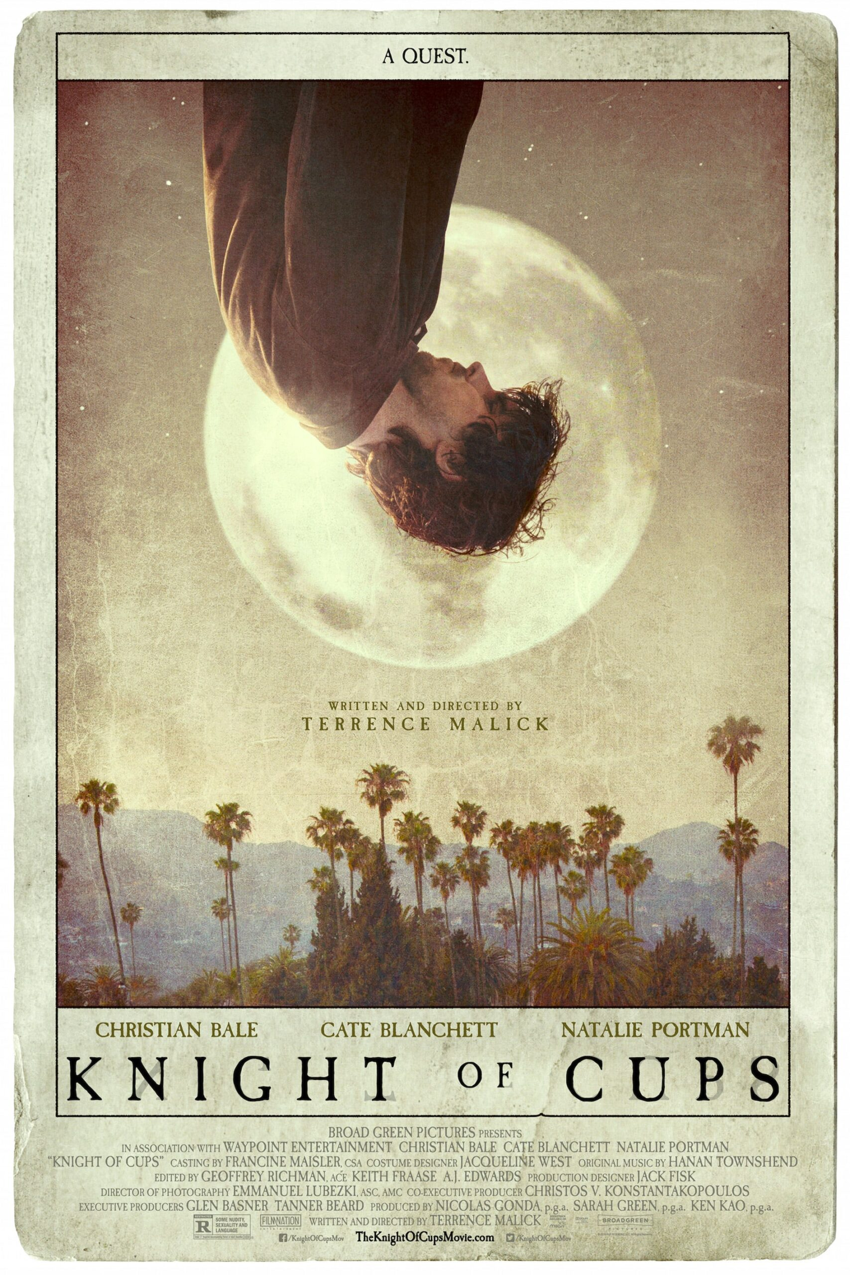 Knight of Cups Movie Streaming Online Watch on Netflix