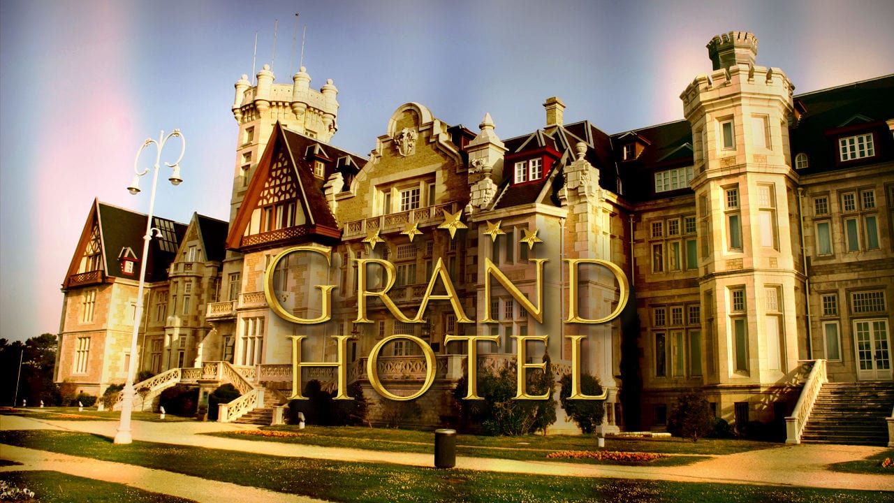 Grand Hotel Portuguese Spanish Web Series Streaming Online Watch On Netflix