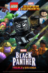 LEGO Marvel Super Heroes: Black Panther - Trouble in Wakanda Movie Streaming Online Watch on Amazon
