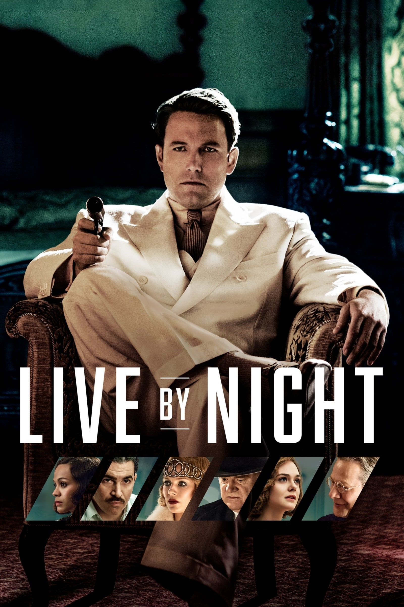 Live by Night Movie Streaming Online Watch on Hungama, iTunes